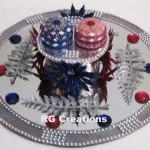 Code RGRP038'Designer Ring Ceremony Platter