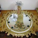 Code RGRP043,Designer Ring Ceremony Platter