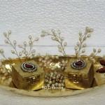 """Code RGRP059""""Designer Ring Ceremony Platter"""""""