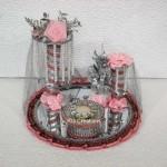 """Code RGRP065""""Designer Ring Ceremony Platter"""""""