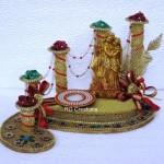 """Code RGRP070""""Designer Ring Ceremony Platter"""""""