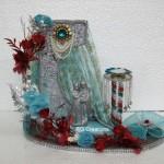 """Code RGRP071""""Designer Ring Ceremony Platter"""""""