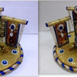 """Code RGRP102"""" Designer Ring Ceremony Platter"""""""