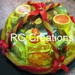 Code RGSHAG001,Shagun ceremony packing by RG Creations