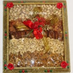 Code RGSP048,Dry fruit Gifting Concept by RG Creations