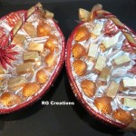 Code RGSP06,Chocolate Baskets for Shagun Ceremony by RG Creations