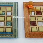 Code RGSP067,Chocolate packing by RG Creations
