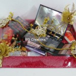 Code RGSP084,Cosmetics packing concept by RG Creations