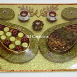 Code RGSP089,Chocolate & Dry fruit Gifting concept