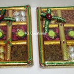 Code RGSP091,Chocolate & dry fruit gift pack