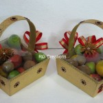 Code RGSP099,Fruit Packing by RG Creations