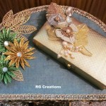 Code RGSP18,Money box  packed for Shagun ceremony by RG Creations