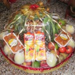 Code RGSP35'Fruit packing for Shagun Ceremony by RG Creations