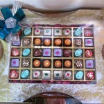 Code RGSP38'Chocolate platter by RG Creations