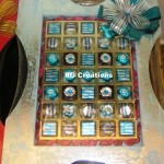Code RGSP41'Chocolate Platter by RG Creations