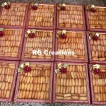 Code RGSP45'Cake Rusk packing by RG Creations