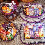Silver & Purple Color theme packing for Roka Ceremony by RG Creations