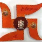 "Code RGSWTK010""Swastik  for Home decor/Gifting"""