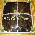 Gents Suit Packed in designer tray by RG Creations