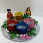 """Code RGTP0247 """" Designer Tray for Fry Fruit/Chocolate Packing"""""""