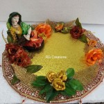 """Code RGTP0249 """" Designer tray for Packing"""""""