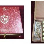 Code RGWCB106'Wedding Chocolates with Roasted Cashews & Honey Almonds