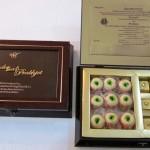 Code RGWCB112'Wedding Chocolates with Sweets