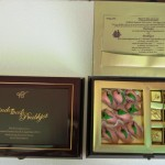Code RGWCB113'Wedding Chocolates with Sweets