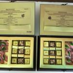Code RGWCB114'Wedding Chocolates with Sweets