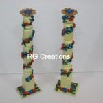 "Code RGCNST019""Designer Candle Stands"""