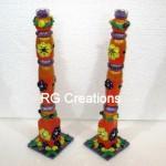 "Code RGCNST021""Designer Candle Stands"""